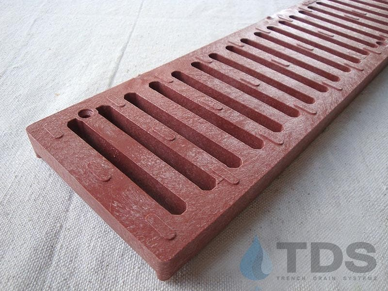 NDS251-brick-red-slotted-grate Spee-D channel