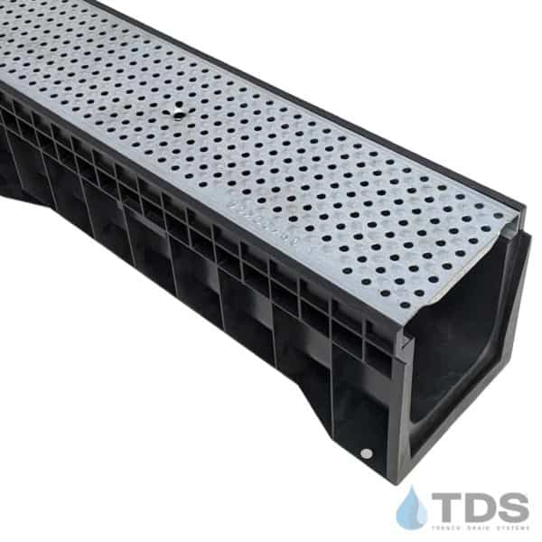 ULMA HYDRO PLUS with ULMA 410 Galvanized Steel Slotted Grate-Class A