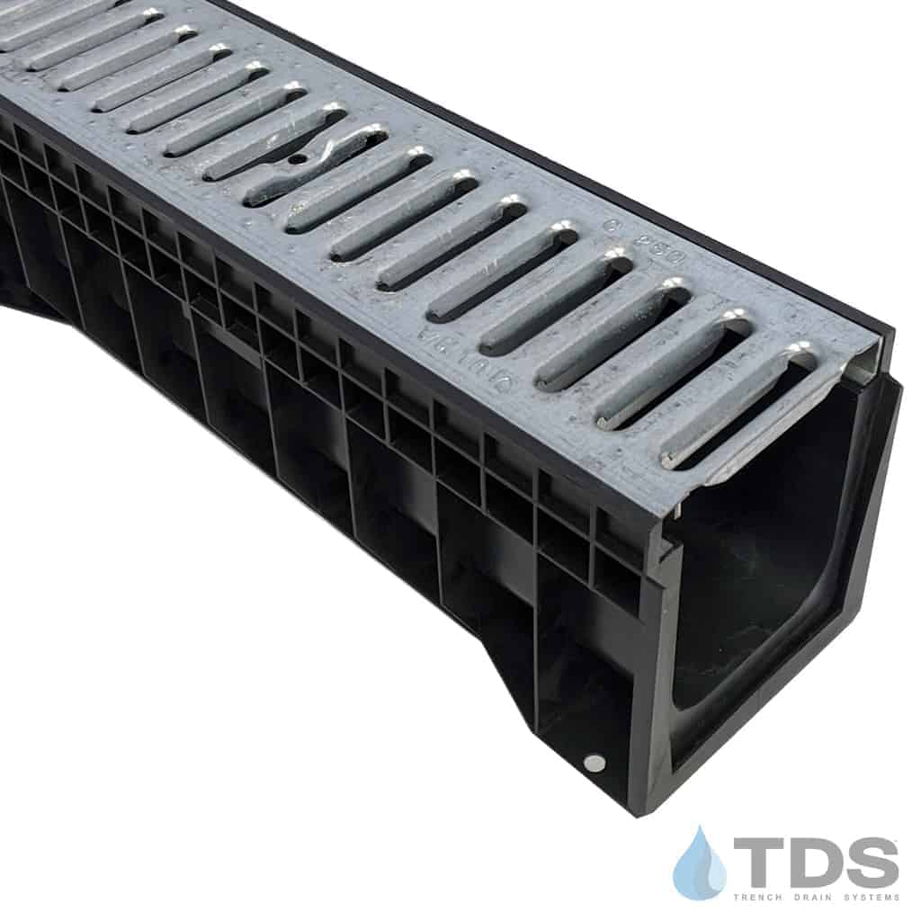 ULMA HYDRO PLUS with ULMA 424 Galvanized Reinforced Steel Slotted-Grate Class C