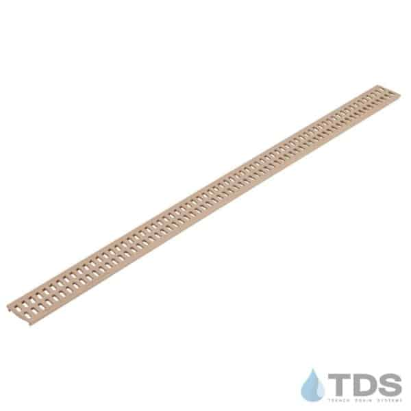 9242 NDS Slim Channel Sand Slotted Grate