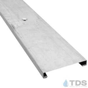 DG0645 Galvanized Steel Solid Cover for POLYCAST