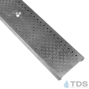 DG0646 Galvanized Steel perforated grates for POLYCAST