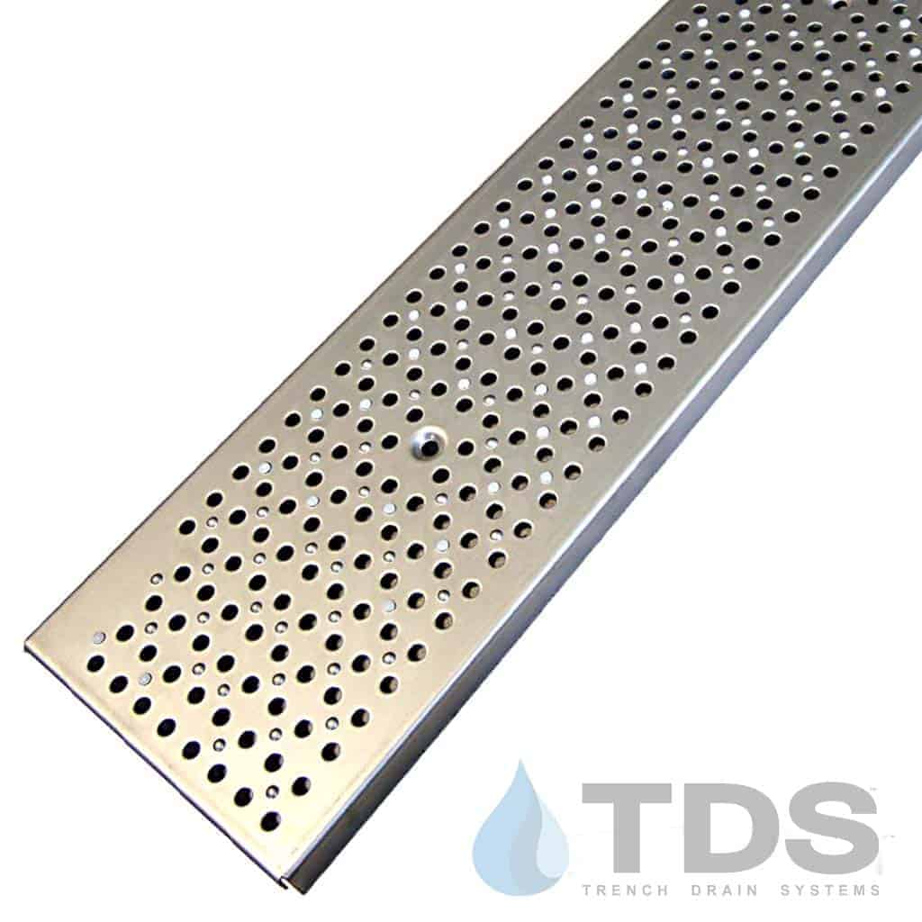 NDS DS-226-SS Perforated Duraslope Grate