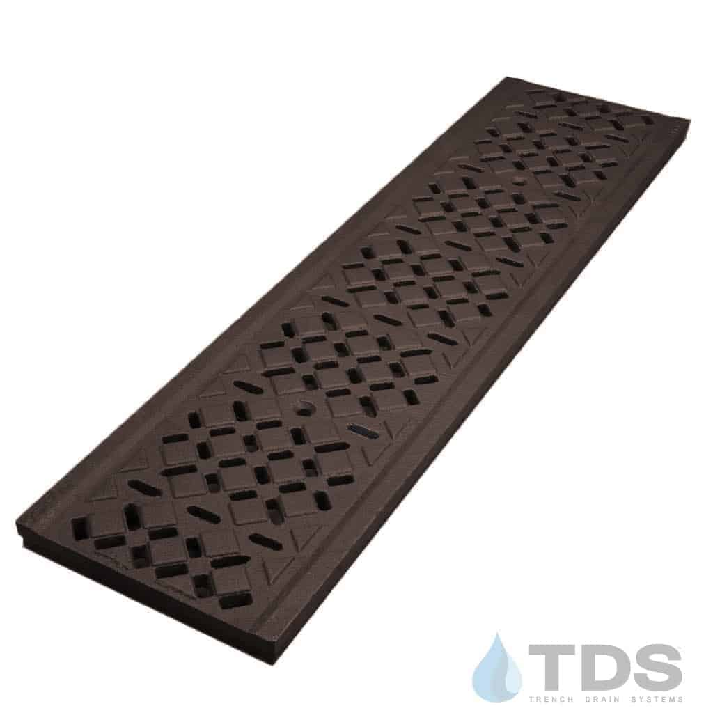 DS-602-BF NDS Cast Iron Grate BoOF - Diamond