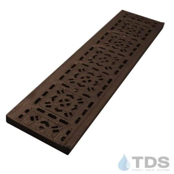 DS-603-BF NDS Cast Iron Grate BoOF - Tile