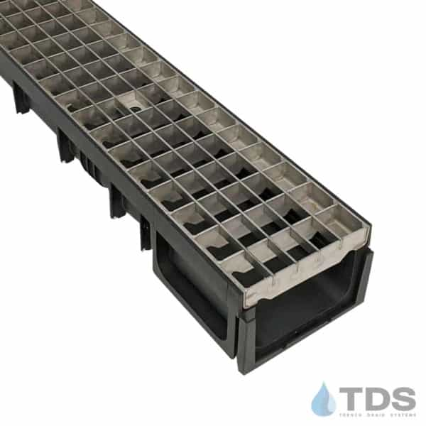 Hydro Plus Mini with 432 Stainless Steel Mesh Grate Class B
