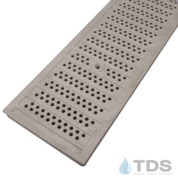 NDS-Dura-Slope-DS-670-TDSdrains light gray perforated