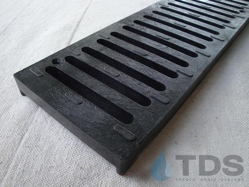 NDS243-black-slotted-grate Spee-D channel