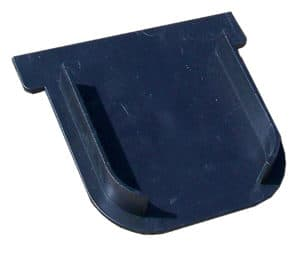 PL-90860-CE Black closed end cap