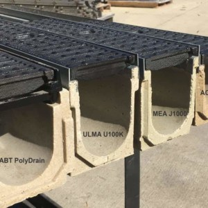 TDS-461D-Class E Trench-Drains