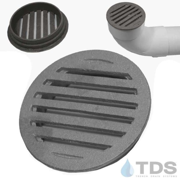 TDS-4in-alum-grated-natural-finish-TDSdrains