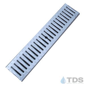 Reinforced Slotted Stainless Steel Grate