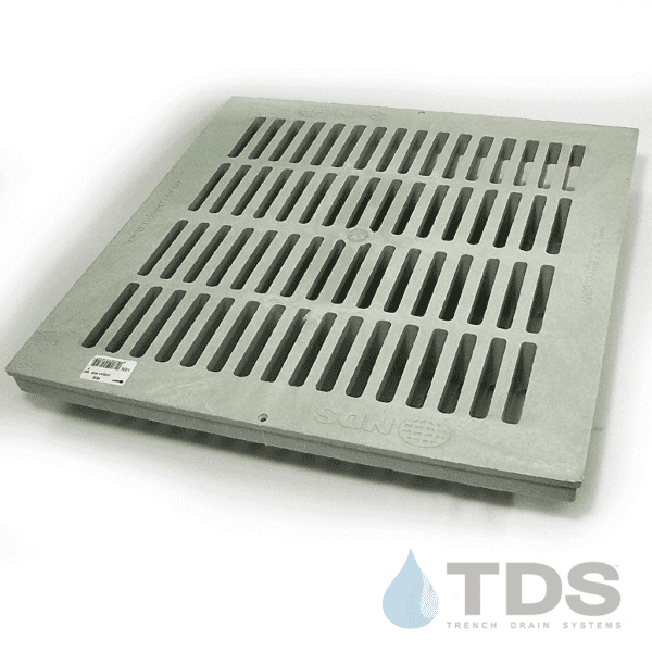 NDS1810_Grey_Plastic_Slotted_NDS_Catch_Basin_Grate_18x18