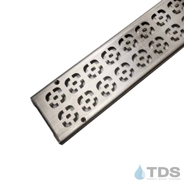 Deco Square Stainless Steel Grates