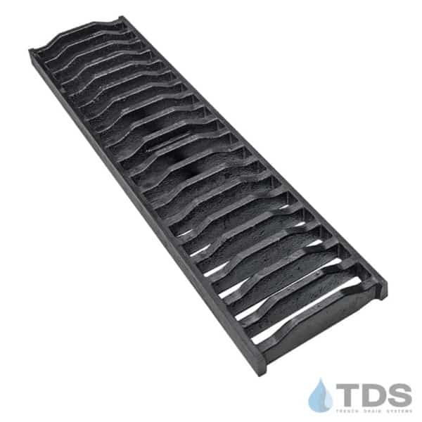 Gatic Cast Iron Slotted Grate - Bottom View