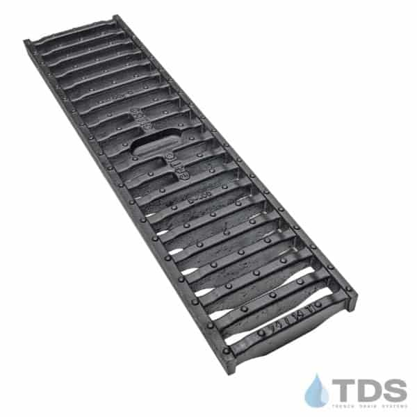 Gatic Cast Iron Slotted Grate - Top View