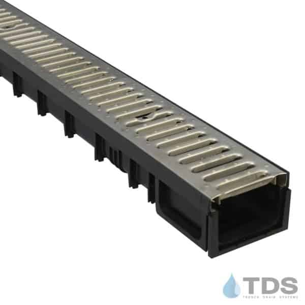 Hydro Mini Plus with 454 Reinforced SS Slotted Grate Class C_1 Meter