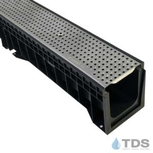 Hydro Plus with 440 IP100KCA Stainless Steel Perforated Grate Class A
