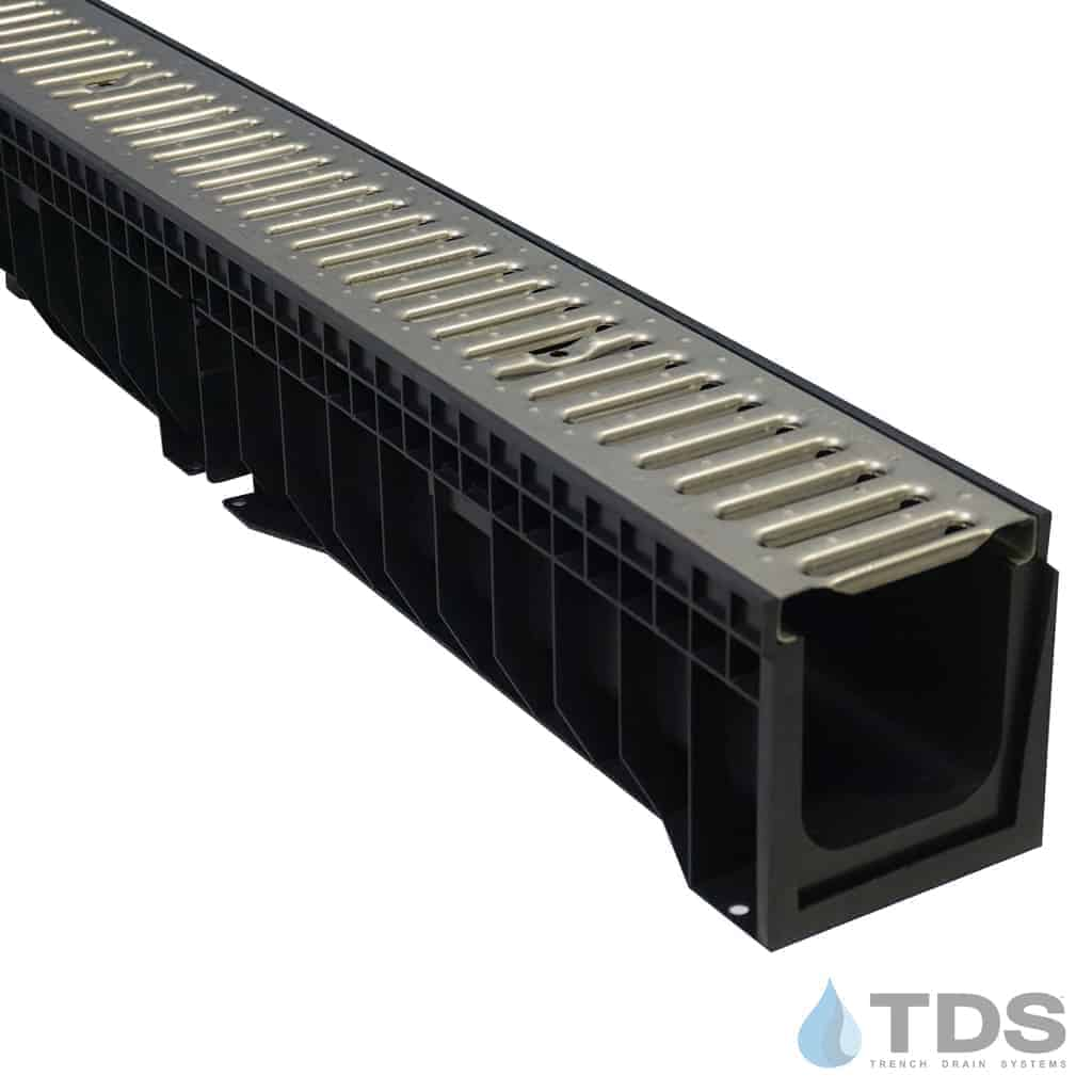 Hydro Plus with 450 SS Slotted 1M Grate Class A