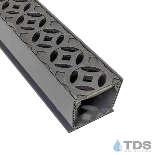 Mini Channel-with Natural Interlaken grate