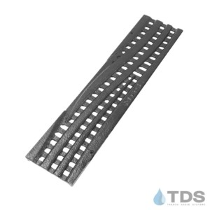 NDS Wave Mini Channel Cast Iron Raw Grate